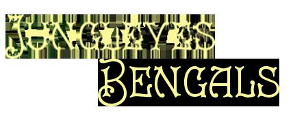Jungleyes Bengals